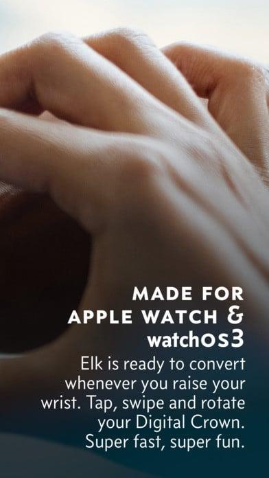 Elk Travel Currency Converter App 5
