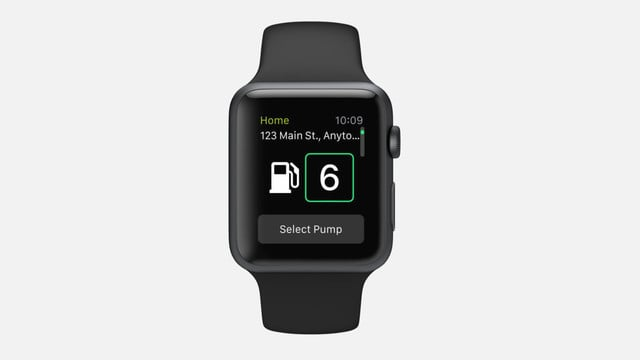 The Apple Pay-Powered Exxon Mobil Speedpass+ App Comes to Apple Watch