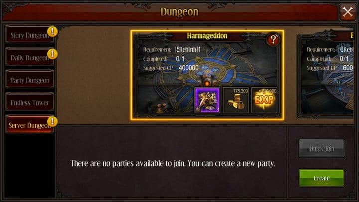 MU Origin update Harmageddon