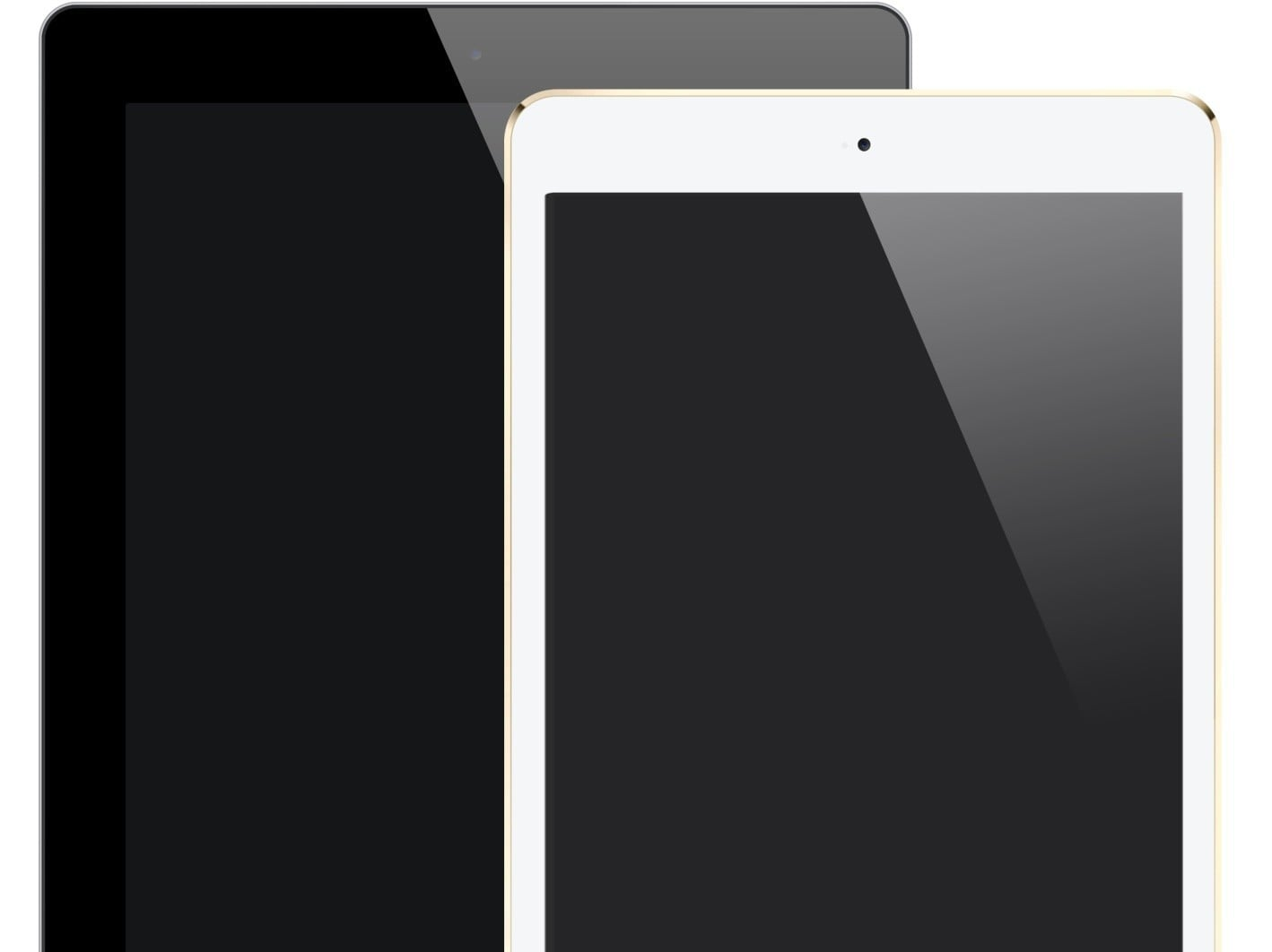 broken iPad 4