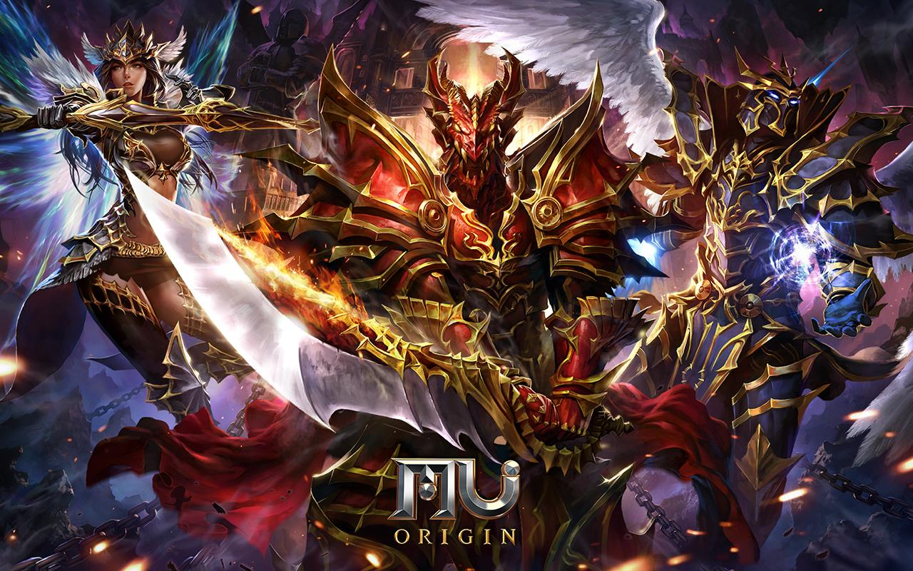 MU Origin Update Lets You Do Battle With Up to 100 Players