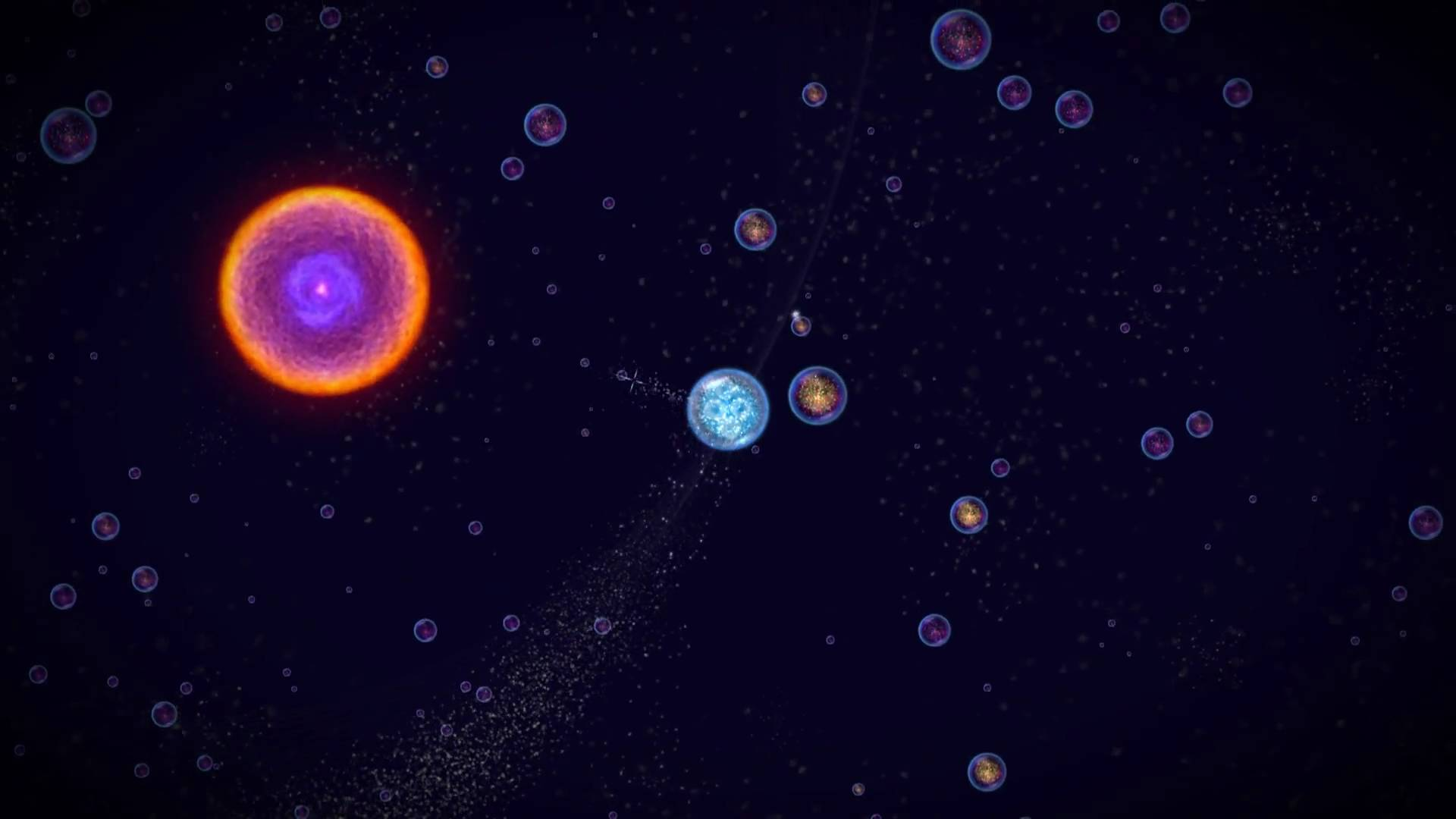 Classic Game Osmos Will Soon Be Updated with 64-Bit Support, Other New Features