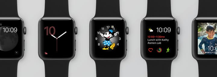 A watch face store would be a winner for Apple Watch users and developers.