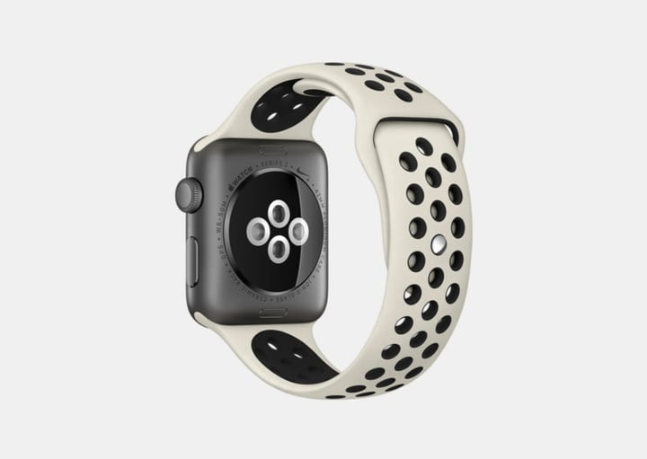This is Apple Watch NikeLab