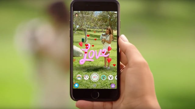 Snapchat World Lenses Take Live Filters to a New Level