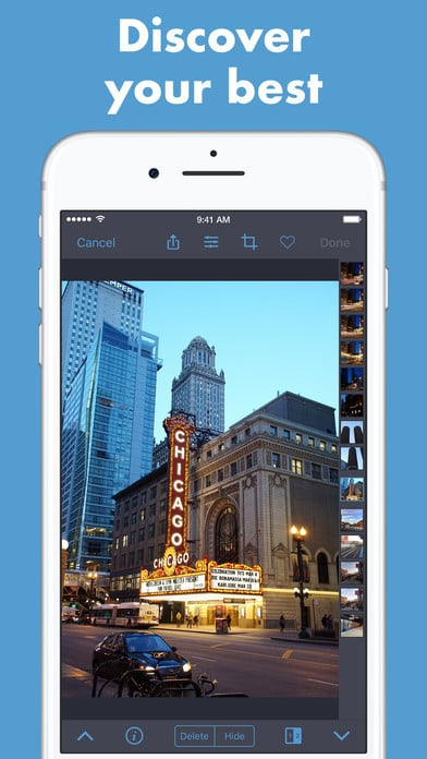 The Best Photo App 1