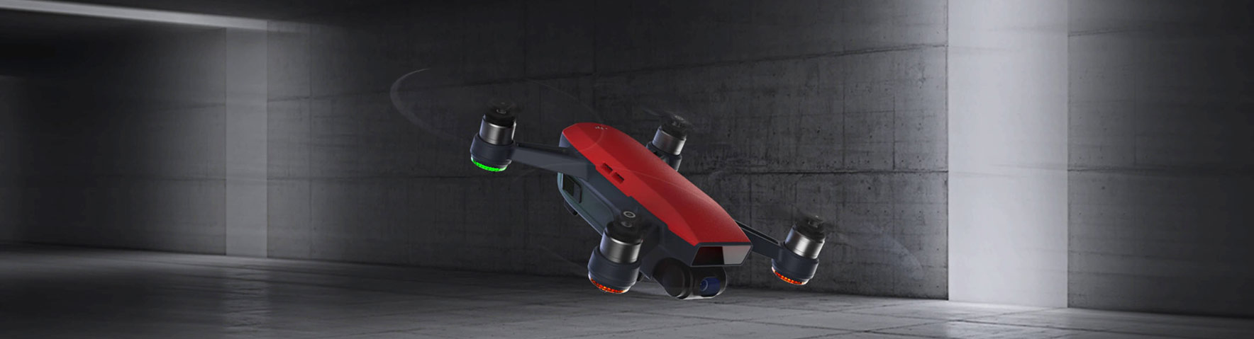 The Pint-Sized DJI Spark Drone Offers Fun Features, Reasonable Price Tag