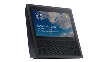 Leaked Images Show Amazon's New Touchscreen Echo Device