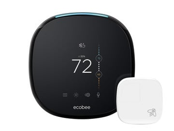 The Ecobee4 Smart Thermostat is Here Featuring Built-In Amazon Alexa