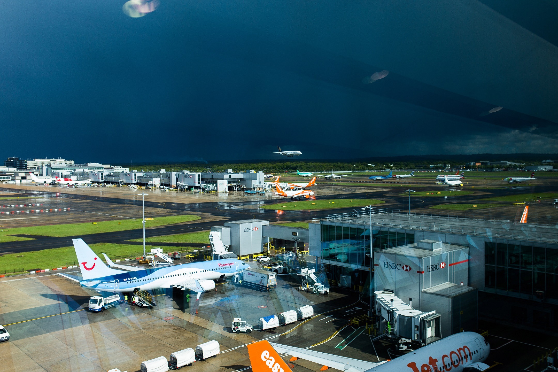 The London Gatwick Airport Map Is Getting a Lot Smarter with iBeacons