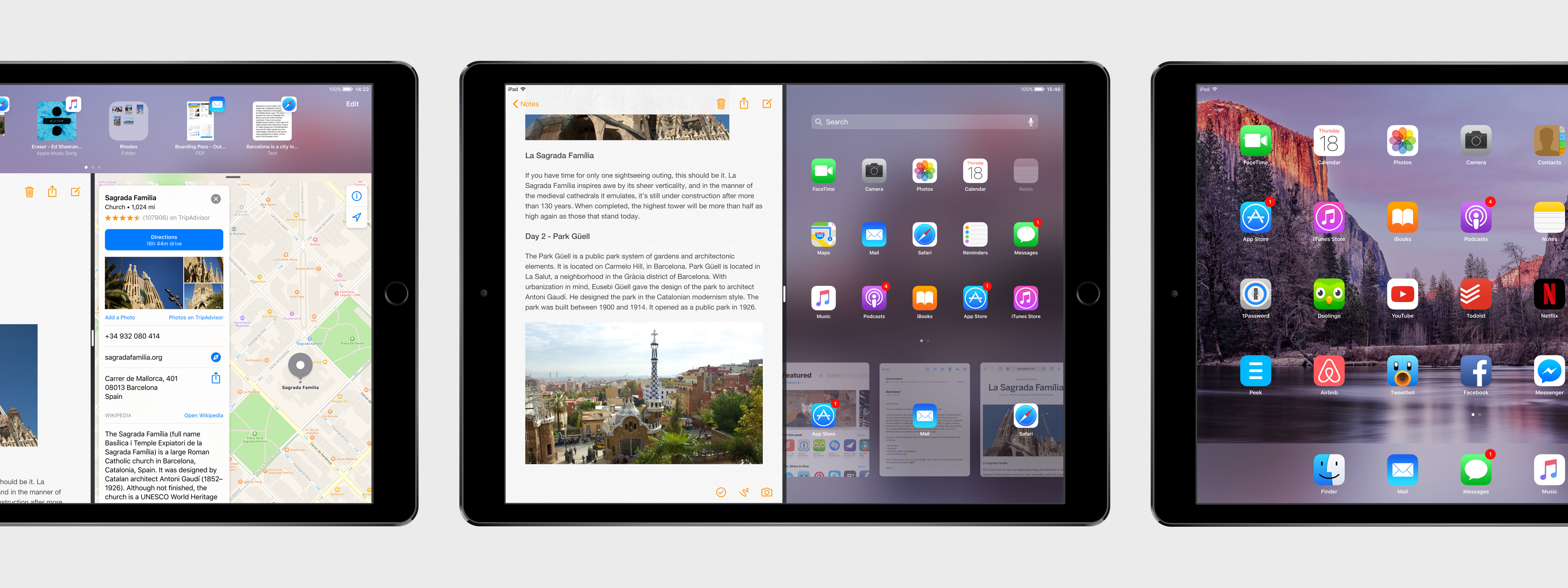photo image New iOS 11 Concept Focuses on Improving the iPad Experience