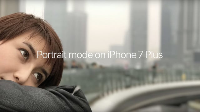 Apple's Latest Ad Showcases the iPhone 7 Plus Portrait Mode