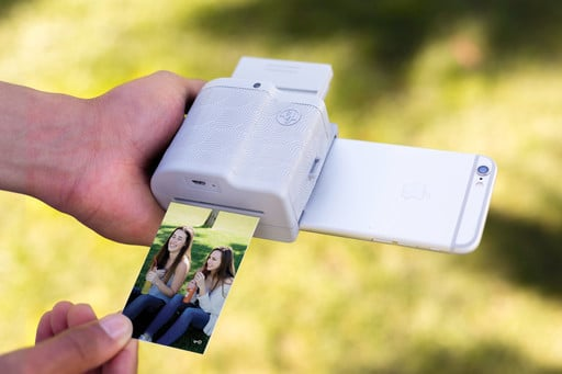 Prynt Pocket Makes the Instant Print Camera System for iPhone Even Better
