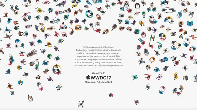 Apple Officially Announces WWDC 2017 Keynote at 10 a.m. PT June 5
