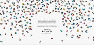 Apple Will Offer a Live Stream of the WWDC 2017 Keynote on June 5