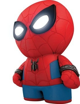 The Latest Toy From Sphero is a Chatty and App-Enabled Spider-Man