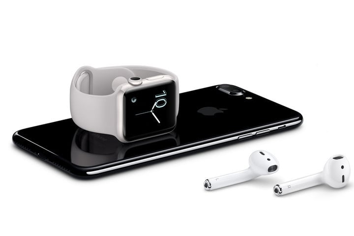 The AirPods can quickly and easily pair to many Apple devices including the Apple Watch.