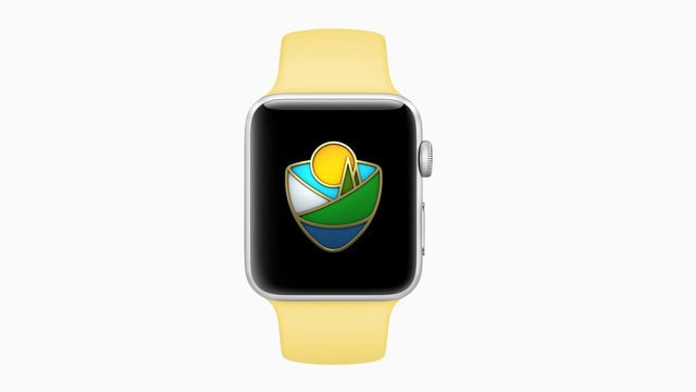 Apple Celebrates America's National Parks in July with Apple Watch Challenge, Donations