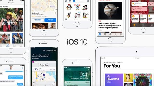 Apple's iOS 10.3.3 Beta 3 Arrives for Registered Developers