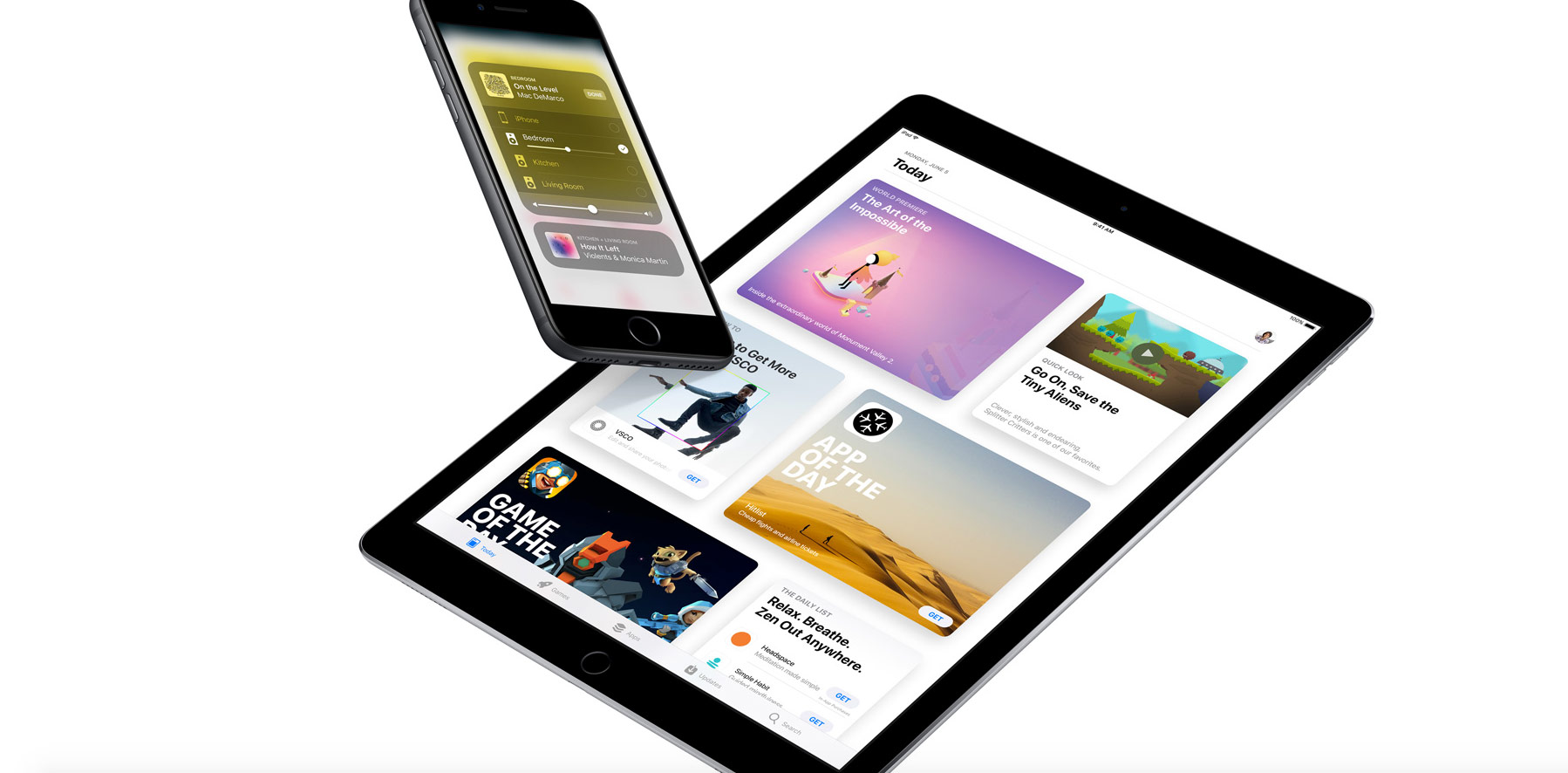 Apple Releases iOS 11 Beta 6 to Registered Developers