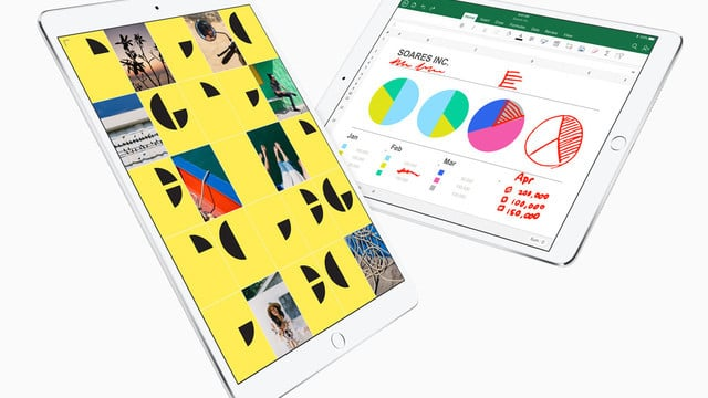 The 10.5-Inch iPad Pro Arrives in Stores Alongside New Larger Model