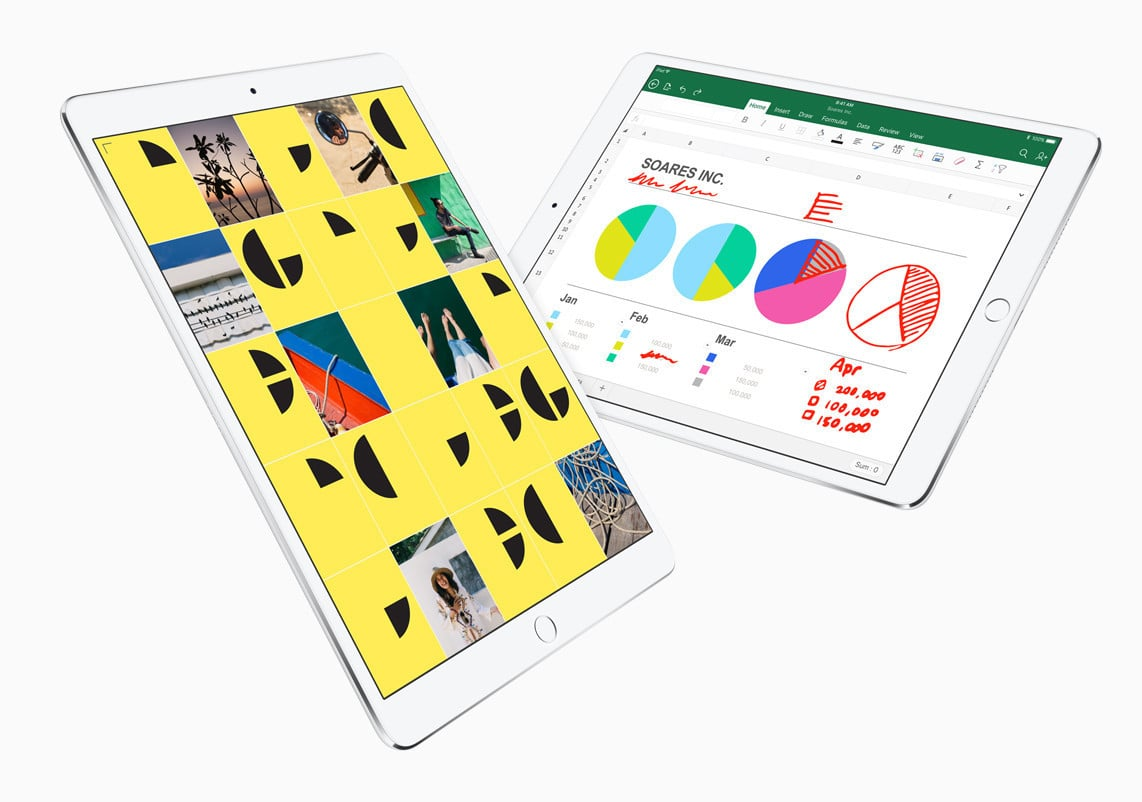 10.5-Inch iPad Pro Arrives