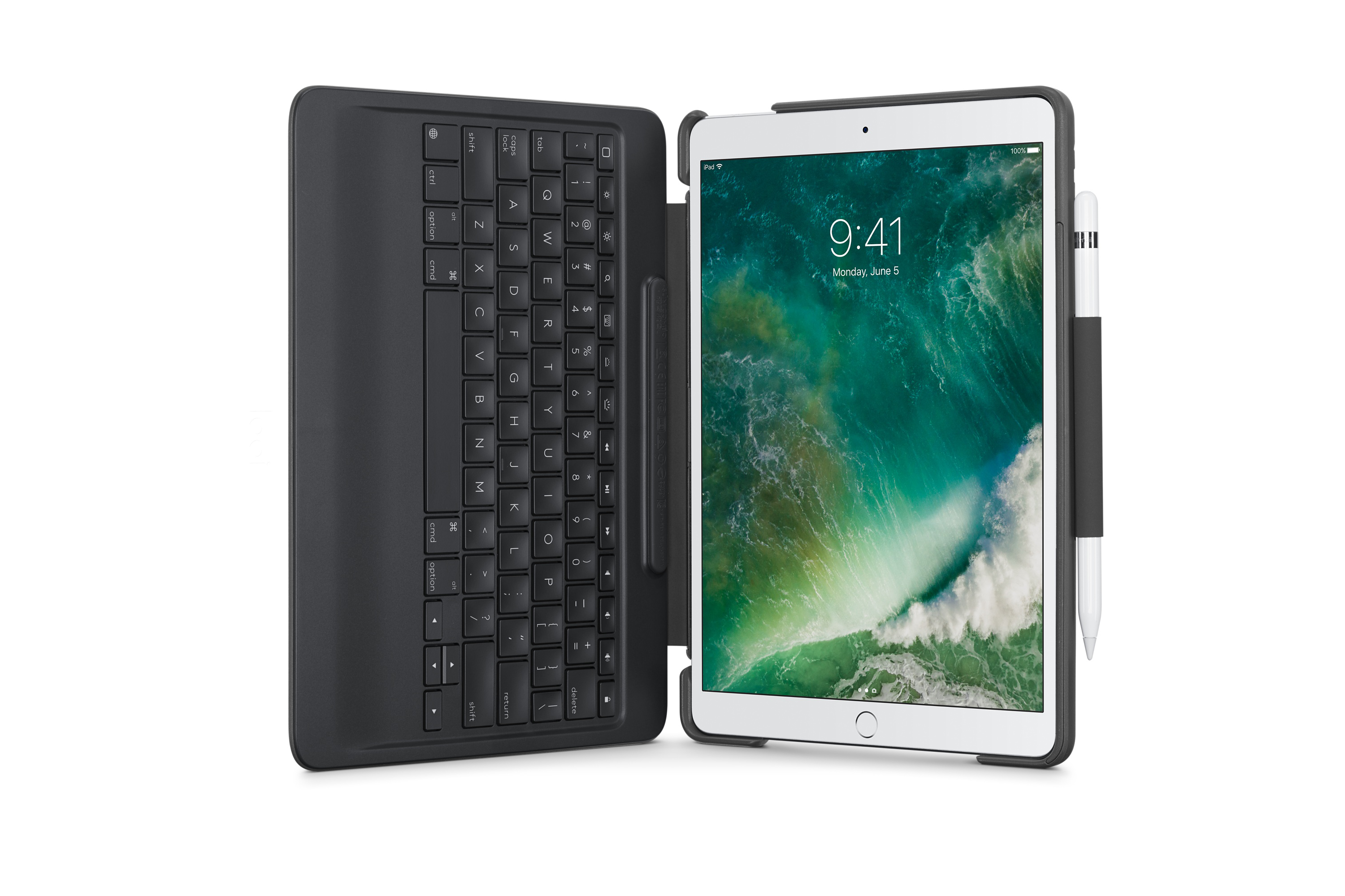 The Logitech Slim Combo is a Perfect Companion for the 10.5-Inch iPad Pro