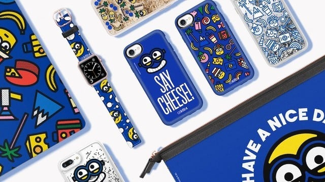 'Despicable Me 3' Minions Cases Arrive From Casetify and Colette