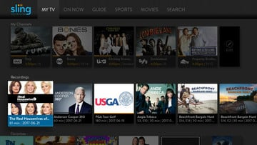 The Sling TV Cloud DVR Feature is Now Available on the iPhone and iPad