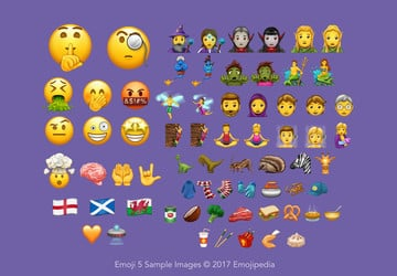 Take a Look at the New Emoji Coming to the iPhone and iPad Soon