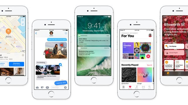 Apple Releases iOS 10.3.3 Beta 5 to Registered Developers