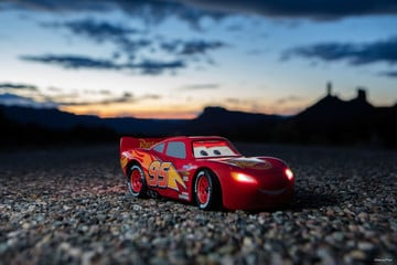 Sphero's Ultimate Lightning McQueen Combines Movie Magic With App-Enabled Smarts