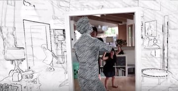 A-ha Moment: See the Latest Apple ARKit Concept Video, 'Take on Me'