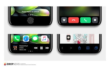 Another Questionable Rumor Says iPhone 8 to Feature Backside Touch ID