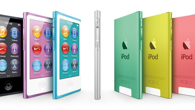 Apple Discontinues the iPod nano and iPod shuffle