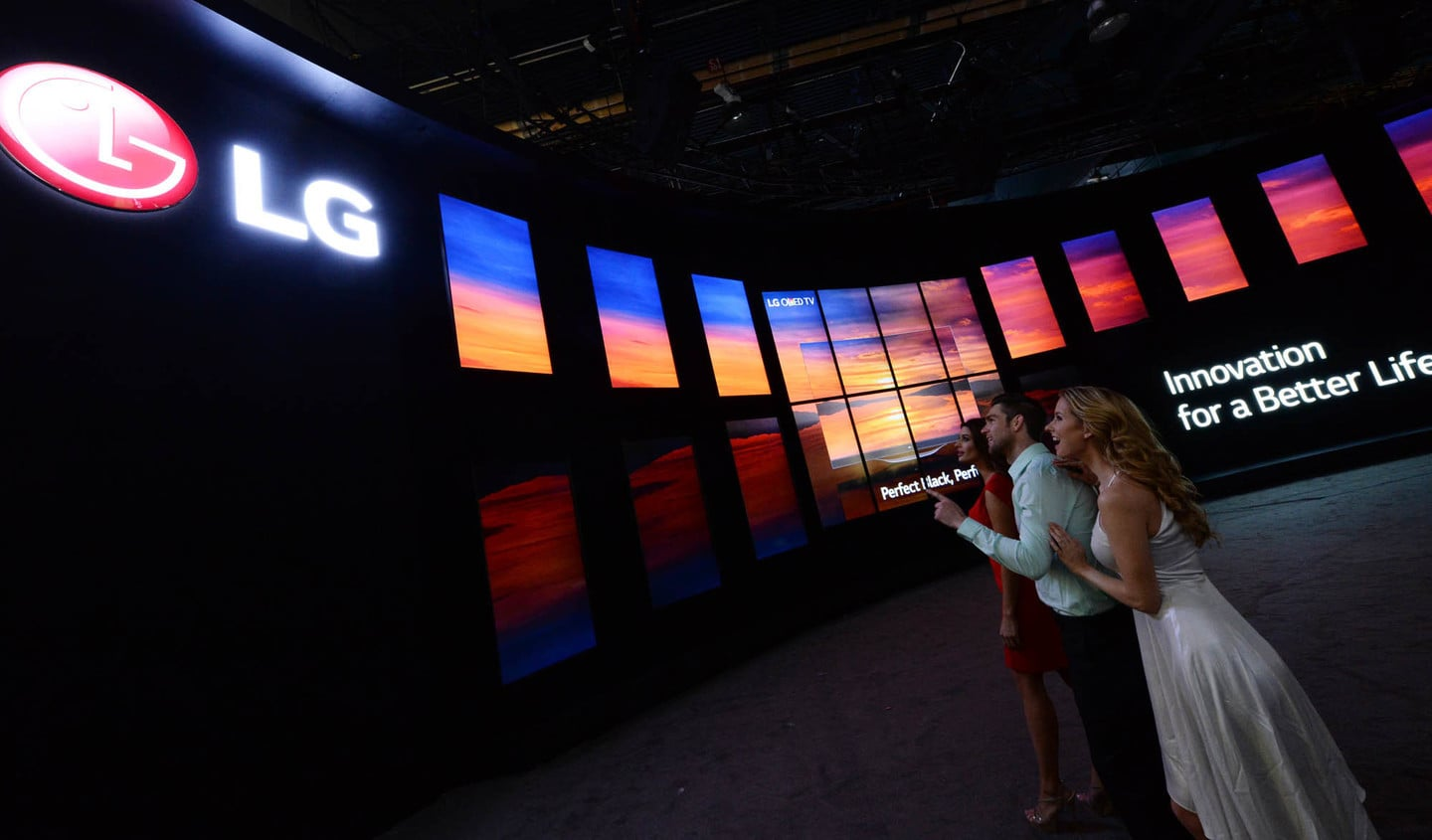 Apple to invest W3tr in LG's OLED production