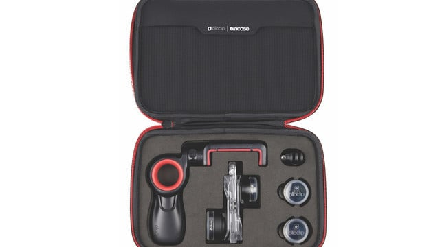 Olloclip, Incase Team Up to Offer a Limited-Edition Filmer's Kit for iPhone