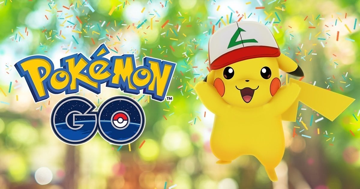 Pokémon Go's First Anniversary