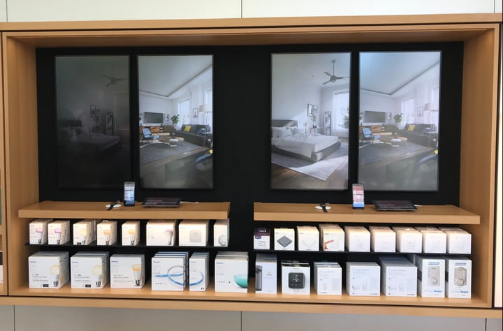 Apple Offers Interactive HomeKit Demo Stations at Select Retail Stores