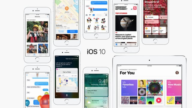 Apple Releases iOS 10.3.3, watchOS 3.2.3, tvOS 10.2.2 to the General Public