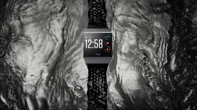 Fitbit Ionic Smartwatch Hopes to Take on Apple Watch