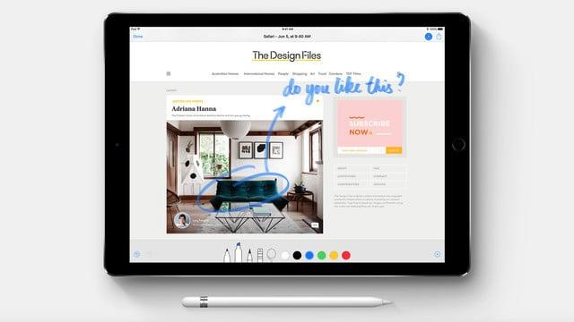 New Apple Videos Showcase Using iOS 11 on iPad