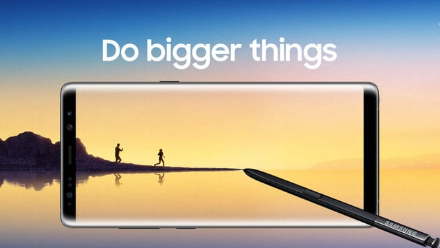 Samsung Unveils the Galaxy Note 8 With a Dual Rear Camera Setup