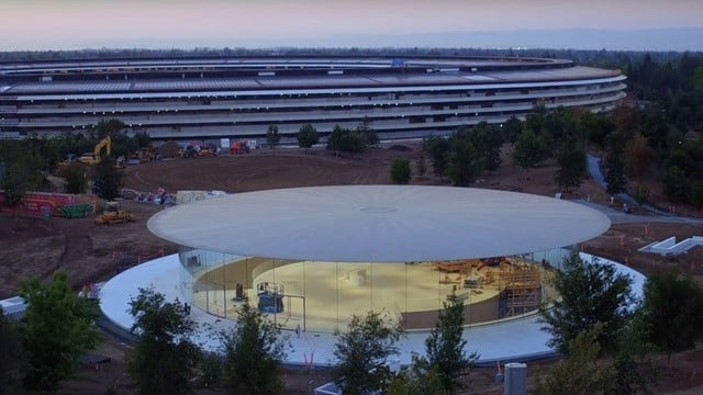 WSJ: Steve Jobs Theater to Host Sept. 12 iPhone 8 Event