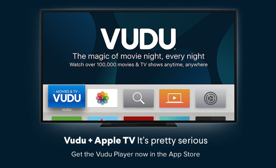 Vudu On Apple TV