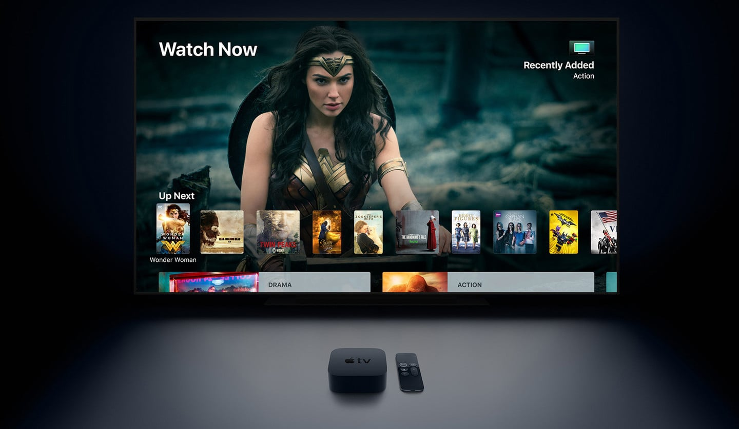 Apple TV 4K Watch Now