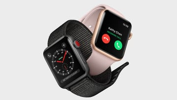New Watch Bands Shown at Apple's iPhone X Event