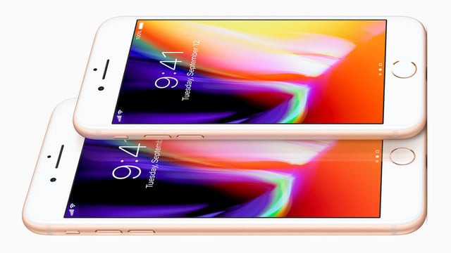 Apple's iPhone Upgrade Program Offering Pre-Approvals for the iPhone 8