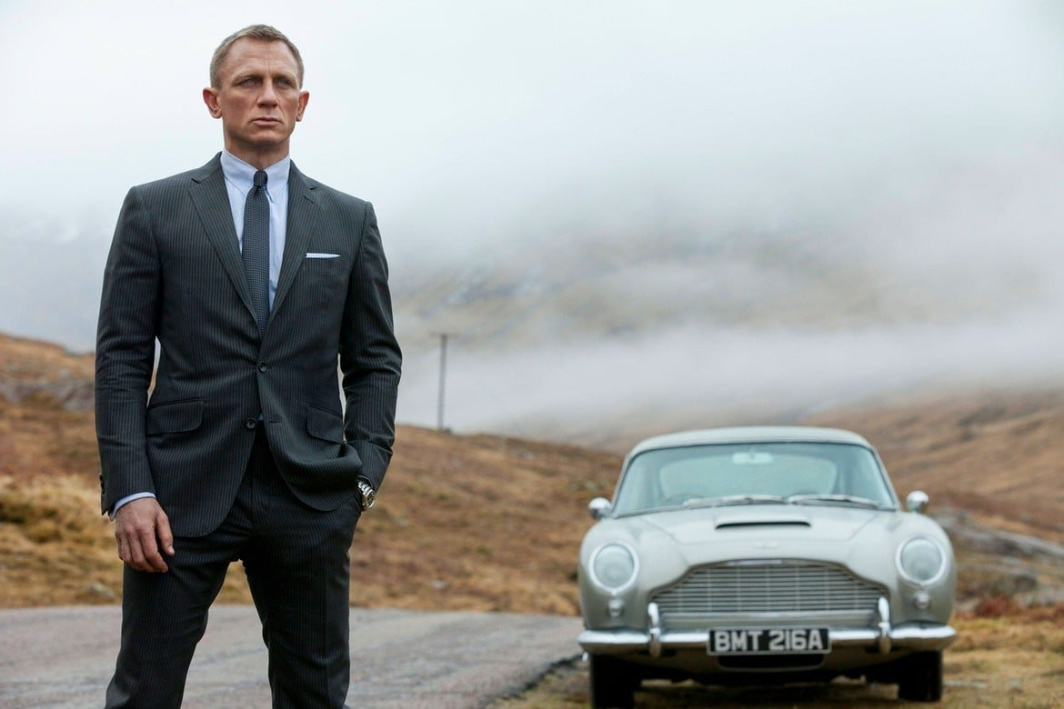 BOND 25: TAKEN, Not Stirred?