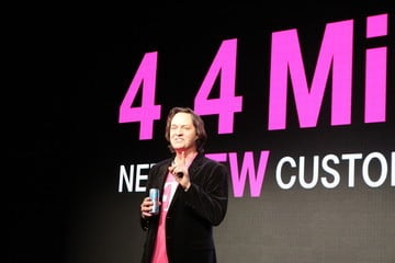 Sprint and T-Mobile Are Talking Merger, Yet Again